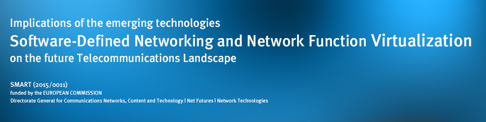 Software-Defined Networking and Network Function Virtualization